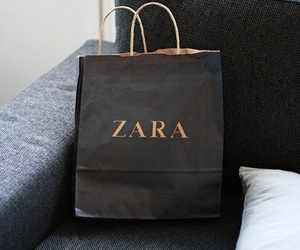 Zara, fashion, and bag image