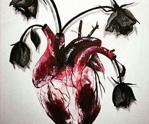 flower, live, and sad image