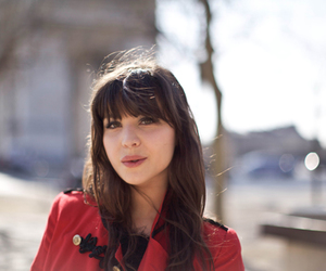 bangs, fashion, and lovely image
