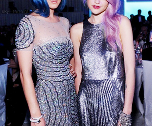 katy perry and sky ferreira image