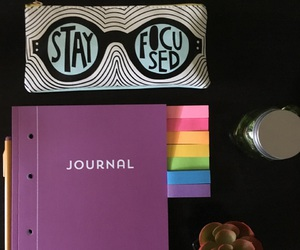 aesthetic, journal, and cute image
