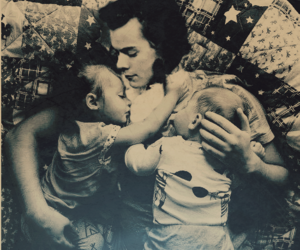baby, Harry Styles, and one direction image