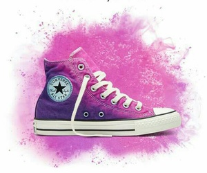 all star, purple, and rosa image