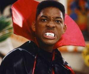 will smith and vampire image