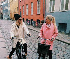 bike, europe, and girly image