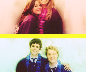 ben mckenzie, the oc, and marissa cooper image