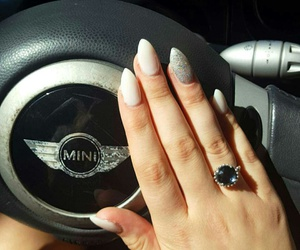 mini, nails, and pandora image
