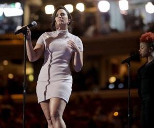 beautiful, singer, and demi lovato image