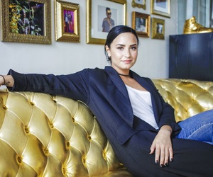 demi lovato, gorgeous, and singer image