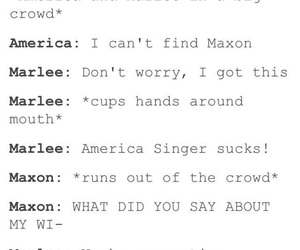 the selection, america singer, and maxon schreave image