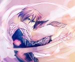 anime, god of war, and manga image