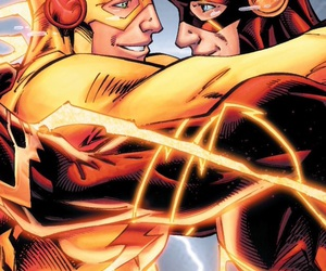 DC, flash, and flashes image