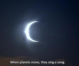 grunge, moon, and dark image