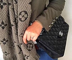 bag, chanelbag, and louisvuitton image