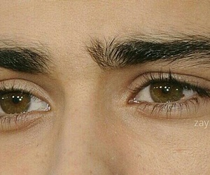 details, eyes, and zayn malik image