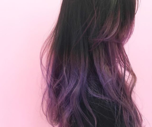 color, hairstyle, and pale image