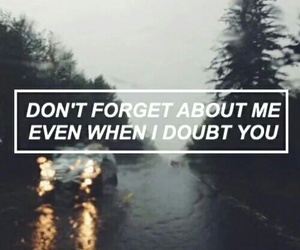 doubt, Lyrics, and twenty one pilots image