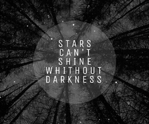 alternative, black and white, and Darkness image