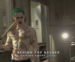 suicide squad and joker image
