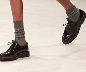 fashion, shoes, and socks image