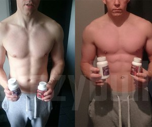 before and after dbal max and dbal max results image
