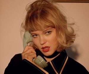 Lea Seydoux, vintage, and 90s image