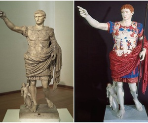cultura, real, and sculpture image