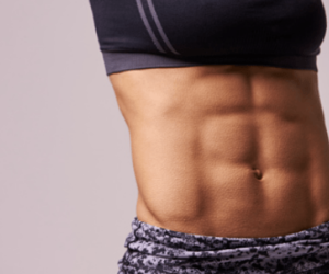 sexy abs and perfect abs image