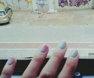 colour, nails, and spain image