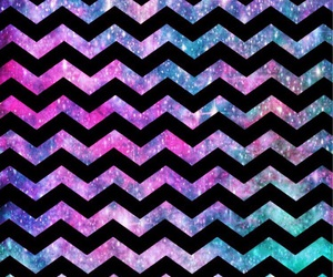 awesome, chevron, and colorful image