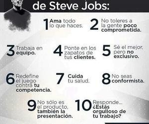 jobs, Steve Jobs, and trabajo image