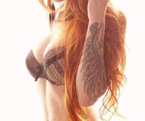beautiful, linda, and ruivas image