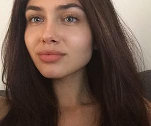blue eyes, girl, and vika bronova image