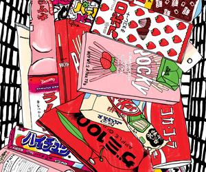 food, anime, and japanese image