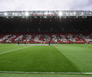 manchester united and old trafford image