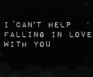 cant, you, and falling in love image