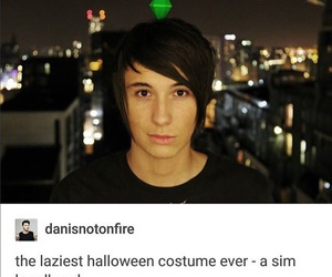 funny, youtube, and dan and phil image