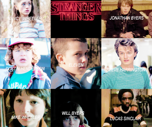 funny, tumblr, and stranger things image