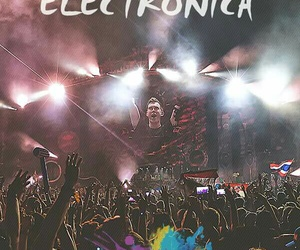 electronica and tomorrowland image