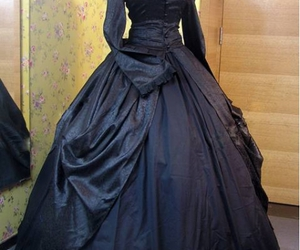 victorian, victorian dress, and victorian ball gown image
