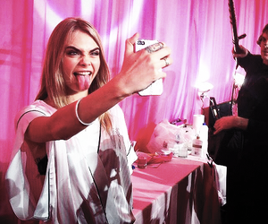 cara delevingne and Victoria's Secret image