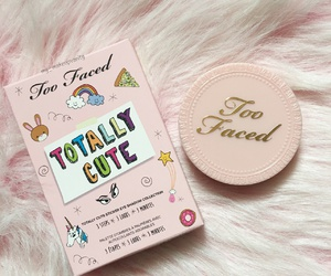 too faced, ☺, and cute image