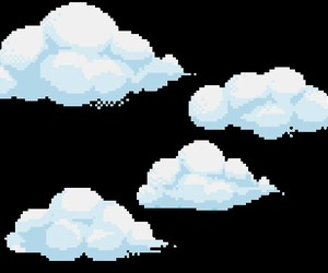 clouds, overlay, and png image
