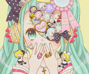 anime, anime girl, and gil image