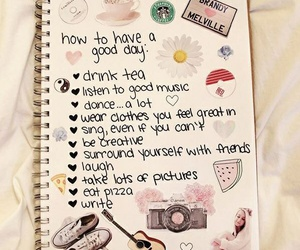 good day, day, and list image