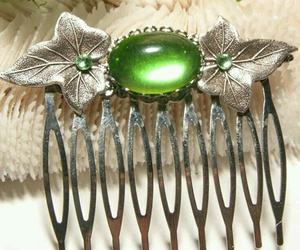 accessories, medieval fantasy, and hair accessory image