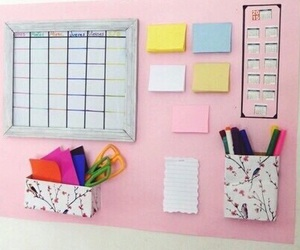 diy, school, and organization image