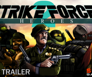 strike force heroes, strike force heroes 2, and strike force heroes 3 image