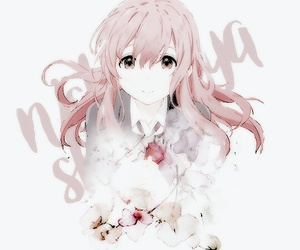 koe no katachi, anime, and manga image
