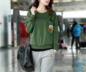 army, bags, and fashion image